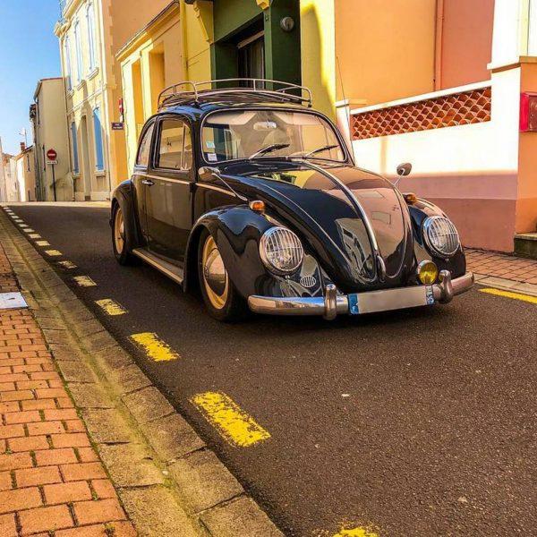 ancienne coccinelle Volkswagen