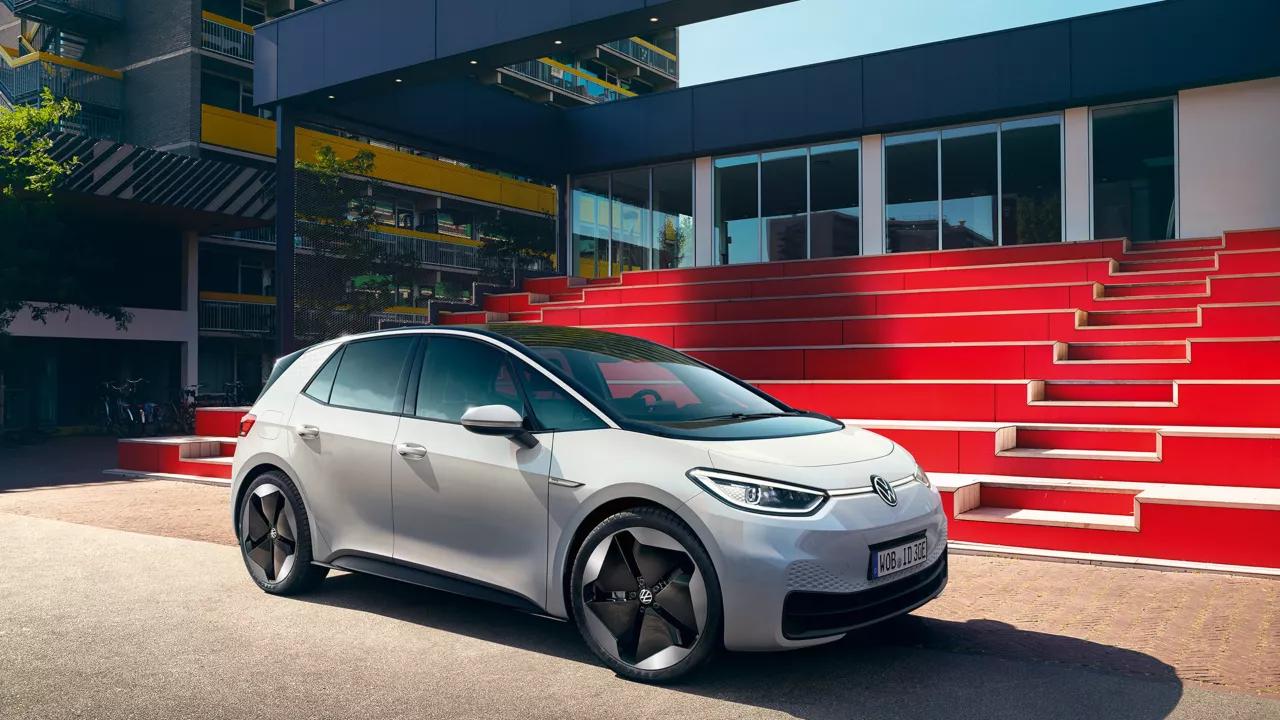 ID.3 Volkswagen 100% électrique