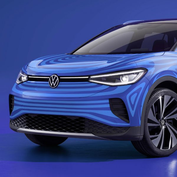 ID4 le SUV 100% électrique de Volkswagen