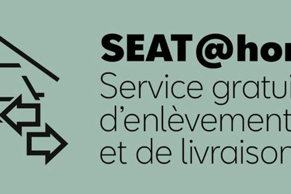 service jockey seat