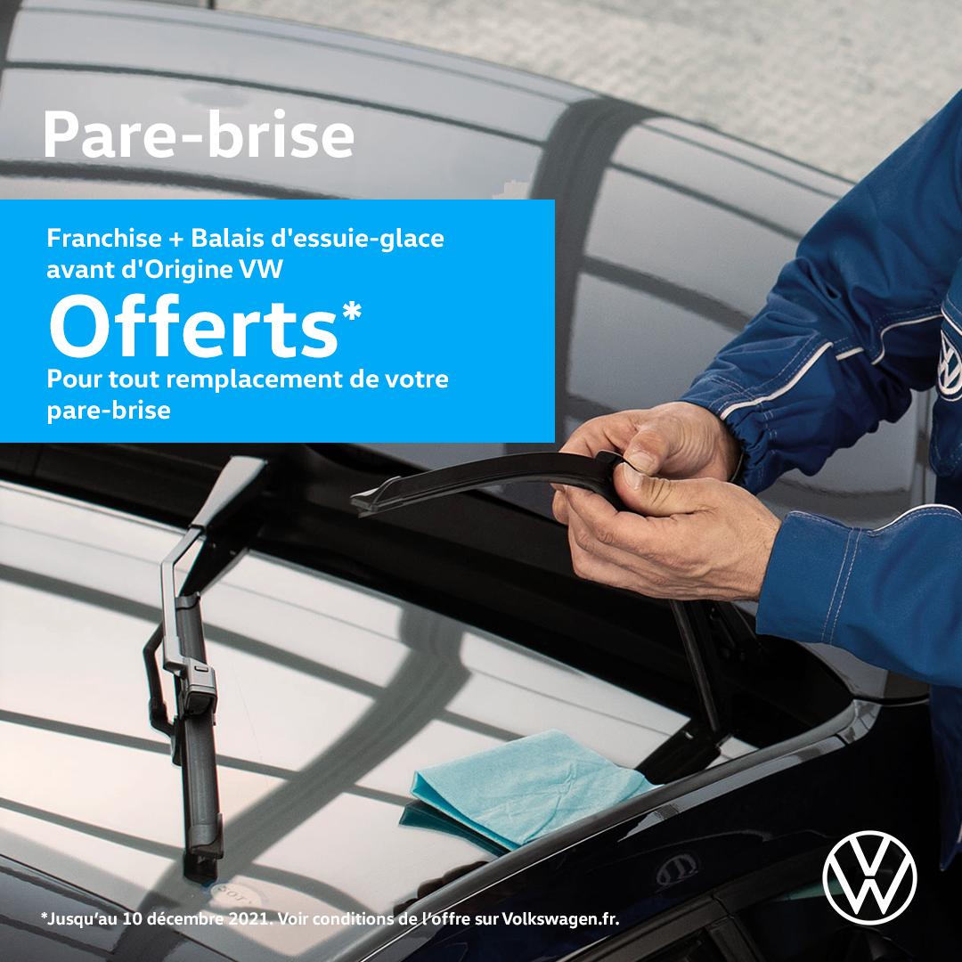 Prenez soin de votre voiture avec un pare-brise neuf